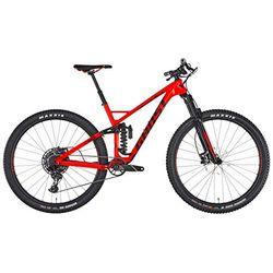Ghost Slamr 6.9 LC U (2019) red-black - Bicicletas de montaña