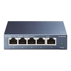 TP-Link 5-Port Gigabit Switch (TL-SG105) - Switches