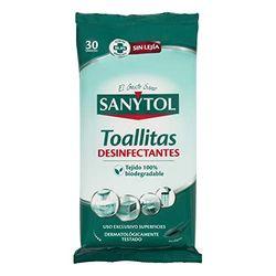 Sanytol Toallitas desinfectantes - Antisépticos y desinfectantes