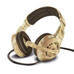 Trust GXT 310D Radius Gaming Headset - Auriculares gaming