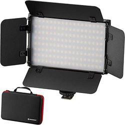 Bresser PT Pro 15B-II Bi-Color LED - Flashes de estudio