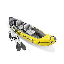 Intex Explorer K2 - Embarcaciones