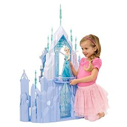 Mattel Disney Frozen - Castillo de Elsa - Casas de muñecas