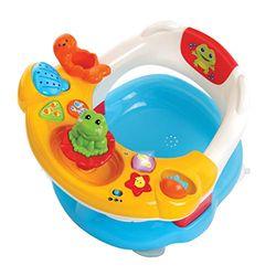 Vtech Aquasilla 2 en 1 - Juguetes para el baño