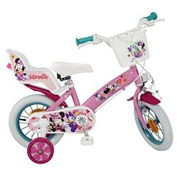"""Toimsa Minnie Mouse 12"""" - Bicicletas infantiles"""