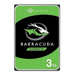 Seagate BarraCuda 3TB (ST3000DM007) - Discos duros