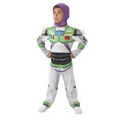 Rubie's Disfraz Buzz Lightyear (610386) - Disfraces infantiles