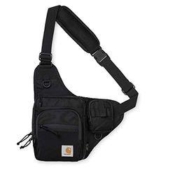 Carhartt Delta Bag black (I0275398900) - Bolsos