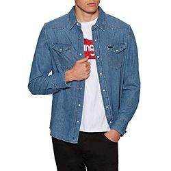 Wrangler Icons 27MW Western Shirt - Camisas hombre