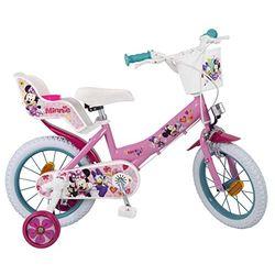 """Toimsa Bicicleta Minnie Mouse 14"""" - Bicicletas infantiles"""