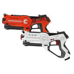 Jamara Impulse - Laser Gun Battle Set - Pistolas de juguete