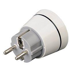 Hama Adaptater Plug USA (121990) - Adaptadores de viaje