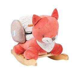 Nattou Fox Oscar - Animales balancín