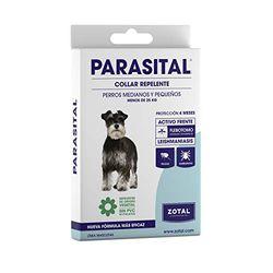 Zotal Parasital Collar perros medianos y pequeños - Productos veterinarios