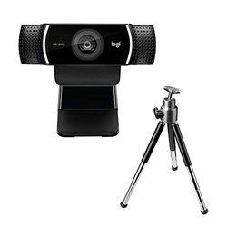 Logitech C922 Pro Stream - Webcams