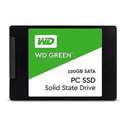Western Digital Green SSD 2.5 - Discos duros SSD