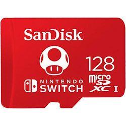 SanDisk microSDXC for Nintendo Switch (2018) - Tarjetas de memoria