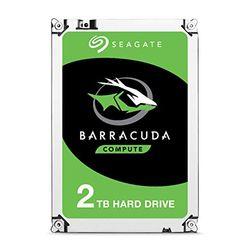Seagate BarraCuda 2TB (ST2000DM008) - Discos duros