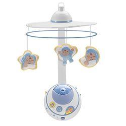 Chicco Magic Stars Blue - Móviles para bebé