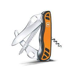 Victorinox Hunter XT (orange black) - Cuchillos y navajas