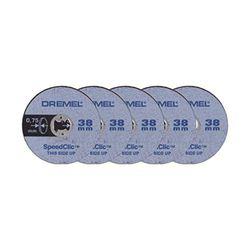 Dremel 2615S409JB - Discos de corte
