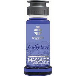 Swede Fruity Love Massage Arándano/Casis (50 ml) - Lubricantes íntimos