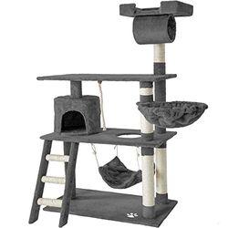 TecTake Rascador para gatos Marcel - Rascadores para gatos