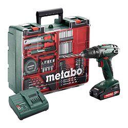 Metabo BS 18 Set Mobile Werkstatt - Destornilladores eléctricos