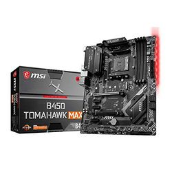 MSI B450 Tomahawk Max - Placas base
