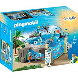 Playmobil Family Fun - Acuario (9060) - Playmobil