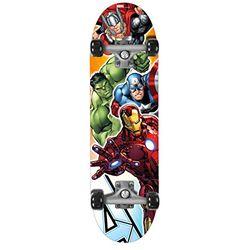 Stamp Avengers Skateboard - Skateboards