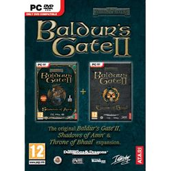 Baldur's Gate II: Shadows of Amn + Throne of Bhaal (PC) - Juegos PC
