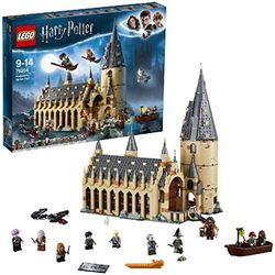 LEGO Harry Potter - Gran comedor de Hogwarts (75954) - LEGO