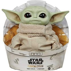 Mattel Star Wars: The Mandalorian - The Child Yoda 28cm - Peluches