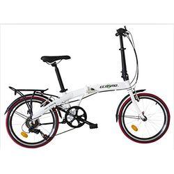 Ecosmo 20AF09 - Bicicletas plegables