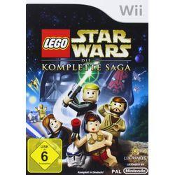 LEGO Star Wars: La saga completa (Wii) - Juegos Wii