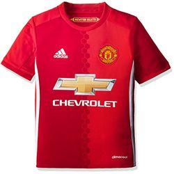 Adidas Camiseta infantil Manchester United 2017 - Camisetas de fútbol