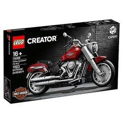 LEGO Creator Expert - Harley-Davidson Fat Boy (10269) - LEGO