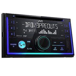 JVC KW-DB93BT - Autorradios 2 DIN