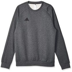 Adidas Men Sweatshirt Core 18 - Ropa fitness