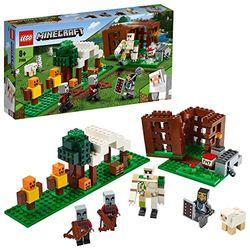 LEGO Minecraft - El Puesto de Saqueadores (21159) - LEGO