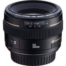 Canon EF 50mm f1.4 USM - Objetivos