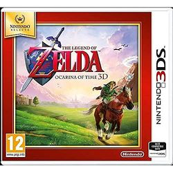 The Legend of Zelda: Ocarina of Time 3D (3DS) - Juegos Nintendo 3DS