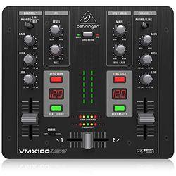 Behringer VMX 100 USB - Mesas de mezclas DJ