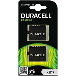 Duracell DRGOPROH4 2pack - Baterías cámaras