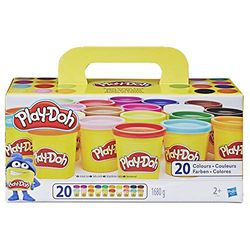 Play-Doh Pack Super Colour (A7924) - Juegos de modelar