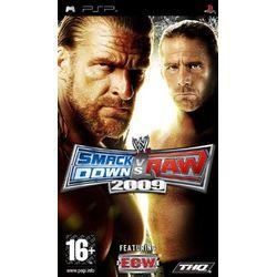 WWE SmackDown vs. Raw 2009 (PSP) - Juegos PSP