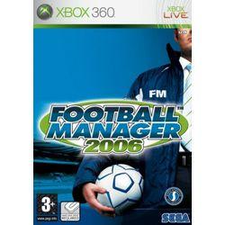 Football Manager 2007 (Xbox 360) - Juegos Xbox 360