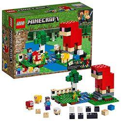 LEGO Minecraft - The Wool Farm (21153) - LEGO