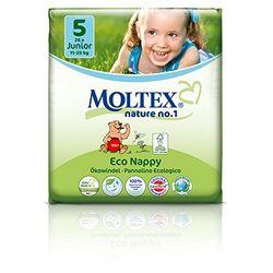 Moltex Oko Junior S. 5 11-25 kg (x36) - Pañales